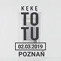 """Koncerty: KęKę """"To Tu"""" - Poznań, Poznań"""