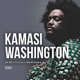Bilety na Deutsche Bank Invites Kamasi Washington