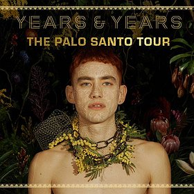 Koncerty : Years & Years