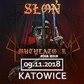 Concerts: Słoń - Katowice, Katowice
