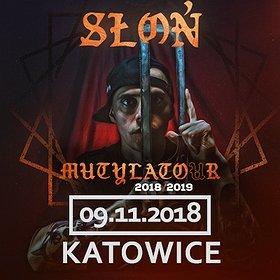 Concerts: Słoń - Katowice
