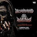 Hard Rock / Metal: Decapitated + Thy Art Is Murder , Poznań