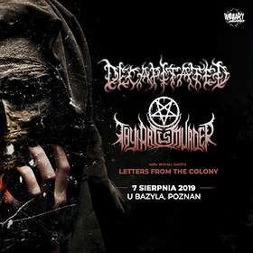 Hard Rock / Metal: Decapitated + Thy Art Is Murder