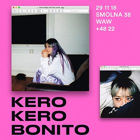 Koncerty: Kero Kero Bonito