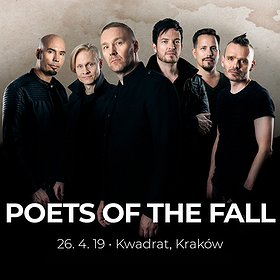 Koncerty: Poets Of The Fall - Kraków