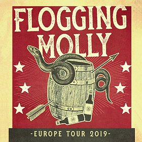 Koncerty: Flogging Molly