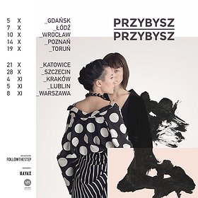 Koncerty: Przybysz i Przybysz - Gdańsk