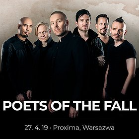 Poets Of The Fall - Warszawa