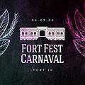 Muzyka klubowa: Fort Fest Carnaval 2019 , Poznań