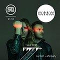 Koncerty:  Xxanaxx: FWRD tour - koncert + afterparty, Poznań