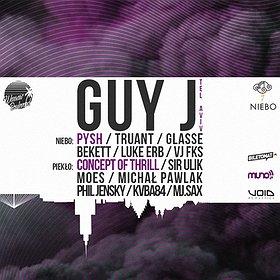 Clubbing: Warsaw Boulevard x GUY J