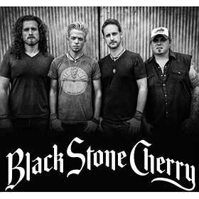Koncerty: Black Stone Cherry - Poznań