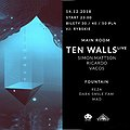 Koncerty: Ten Walls LIVE, Sopot
