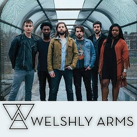 Koncerty: Welshly Arms