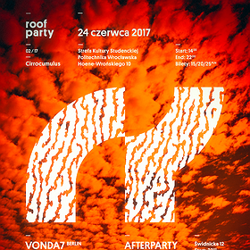 Events: Roof Party / Vonda7