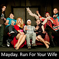 Teatry: Mayday. Run For Your Wife, Gdynia