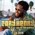 Koncerty: Cory Henry, Warszawa