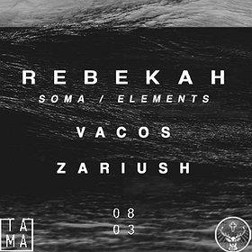 Events: Rebekah | TAMA