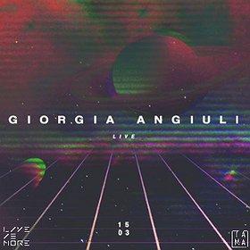 Imprezy: Giorgia Angiuli live | TAMA