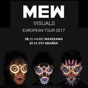 Koncerty: Mew - Warszawa