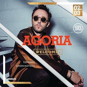 Muzyka klubowa: Welcome. pres AGORIA!