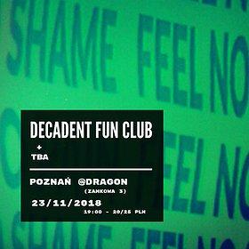 Concerts: Decadent Fun Club