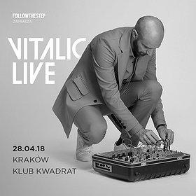 Imprezy: Vitalic - Kraków