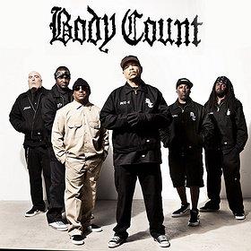 Koncerty: BODY COUNT FT ICE T - Warszawa