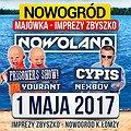 Events: Nowoland - impreza klubowa, Nowogród
