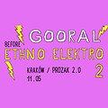 Koncerty: Gooral / Before Ethno Elektro 2, Kraków