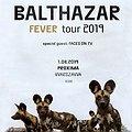 Koncerty: Balthazar, Warszawa