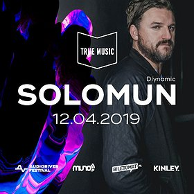 Events: Audioriver x True Music: Solomun