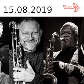 Festiwale: 12. LAJ - JACHNA, MAZURKIEWICZ, BUHL / JOE MCPHEE & MIKOŁAJ TRZASKA TRIO