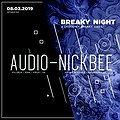 Events: Breaky Night with Audio & NickBee | Sfinks700, Sopot
