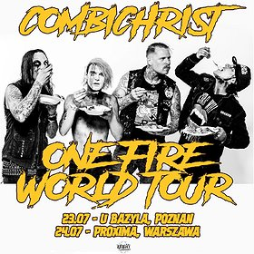 Hard Rock / Metal: COMBICHRIST - Poznań
