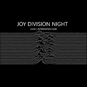 Events: Joy Division Night