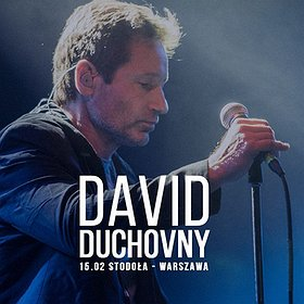 Concerts : David Duchovny