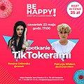 Spotkanie z TikTokerami - Roxana Orłowska & Patrycja Widera