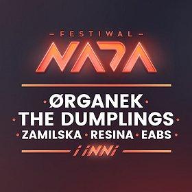 Bilety na Festiwal NADA 2019