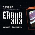 ERROR 303 with Dave The Drummer