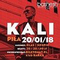Koncerty: KALI - Piła, Piła