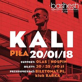 Koncerty: KALI - Piła