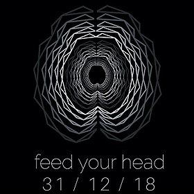 Imprezy: Feed Your Head: Sylwester z Sensem - PIDGYN / Czerwony Żółw / Z nurtem życia