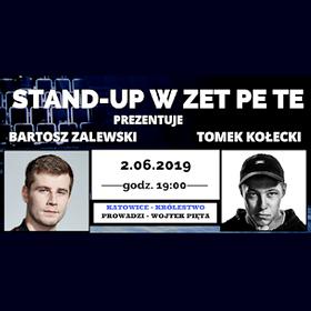 Stand-up: Stand-up: Bartosz Zalewski i Tomek Kołecki - Katowice