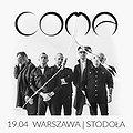 Koncerty: COMA, Warszawa
