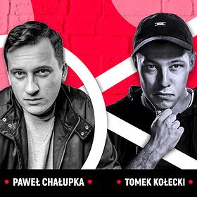 Stand-up: Tomek Kołecki i Paweł Chałupka